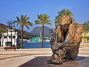 PORT OF CARTAGENA MURCIA