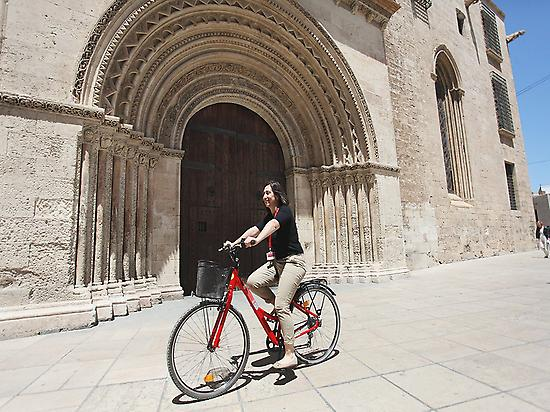 Bike Tour in Valencia