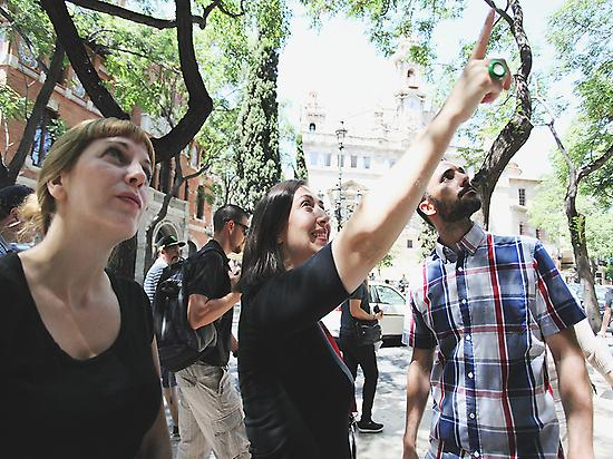 Guided tour in Valencia