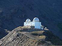 Observatory in Sierra Nevada