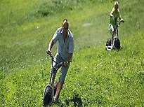 Bike slalom