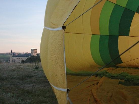 Hot Air Balloon Ride / VIP Segovia Tour