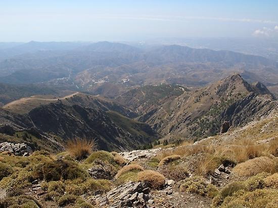 Trekking in Málaga