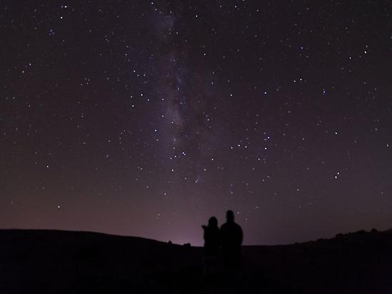 El Teide, among volcanoes and stars
