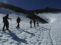 Ski mountaineering: basic level in León