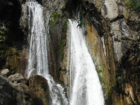 Canyoning Alicante