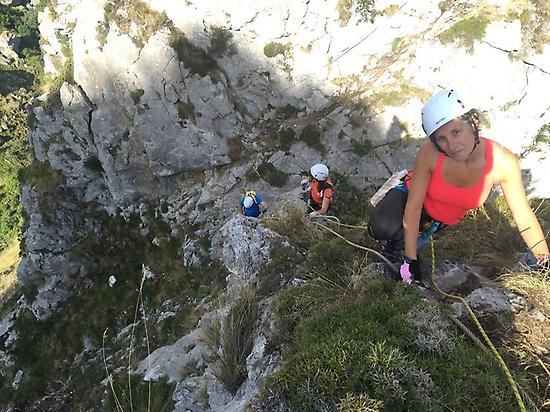 via ferrata in valdeón