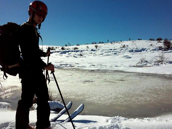Advanced ski mountaineering, León