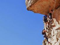 Venas via ferrata (Rojals, Tarragona)