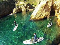 Paddle Surf activity
