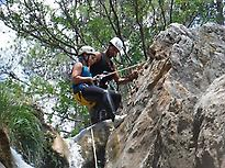 Climbing course in Albacete