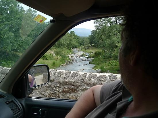 4x4 Route in Sierra de Gredos