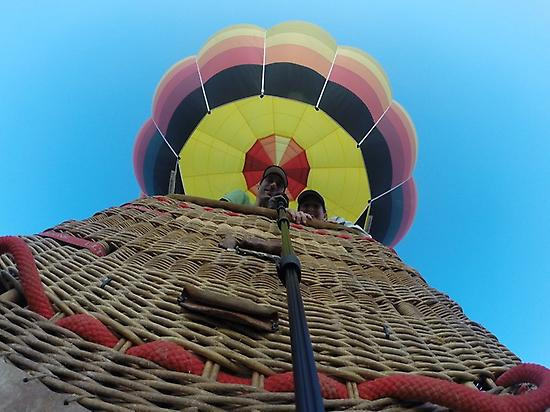 Exclusive balloon ride in Murcia