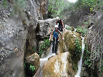 Canyoning Yeste Albacete