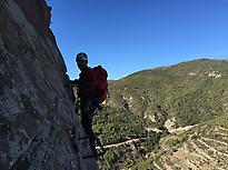 Via Ferrata in Mulática