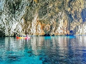 Kayak and cycling experience in Jávea