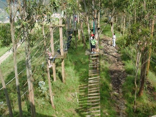 Multi-adventure circuit in Colombres