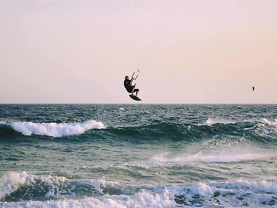 Kitesurfing course in Granada