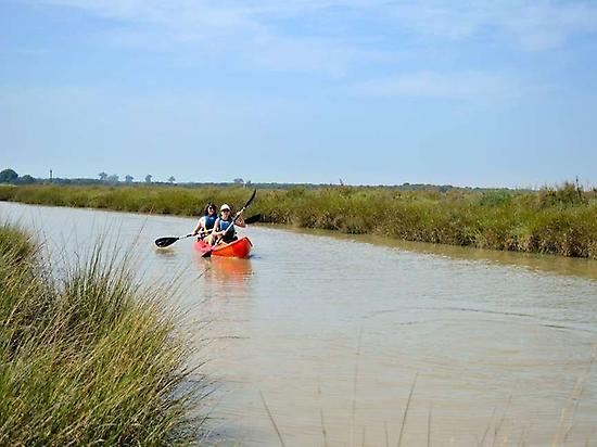 kayak guadalquivir 2