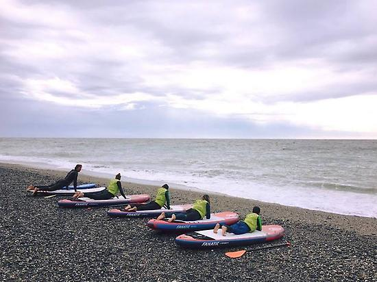 SUP initiation course, Motril