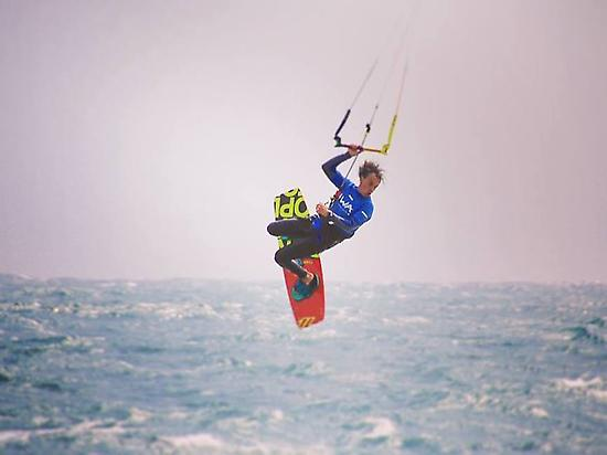 Kitesurfing course in Motril
