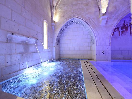 Castilla termal Monasterio de Valbuena.
