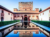 Nasrid Palace private tour La Alhambra