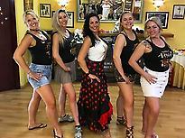 Clases de Flamenco para grupos en Málaga