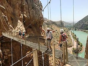 Caminito del Rey Private Tour
