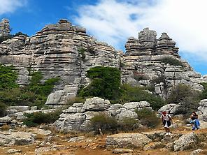 Torcal Day Trip from Malaga