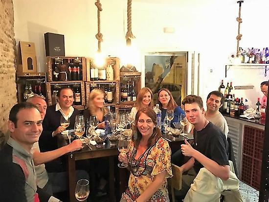 Wine Tasting in Malaga for groups