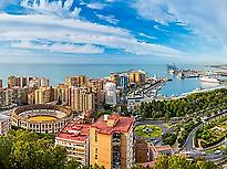Private guided tour in Malaga for groups