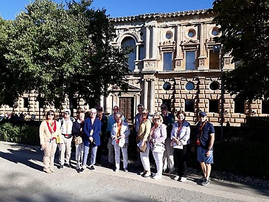 Alhambra Private tour from Malaga